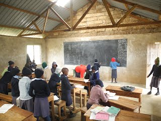 Marimba primary school